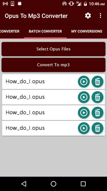 Opus to MP3 – How to Convert Opus to MP3 for Free