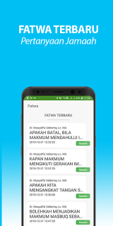 Halo Ustadz (Aplikasi Konsultasi Syariah) screenshot 6