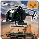 3D Helicopter Race VR Game