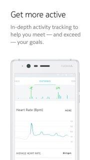 Health Mate - Total Health Tracking screenshot 4