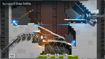 Bridge Constructor Portal Screen