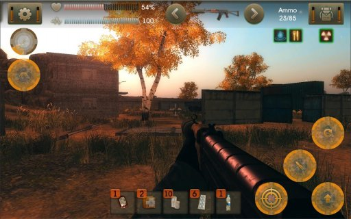 The Sun: Evaluation screenshot 4