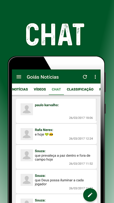 Chat 18 go apk