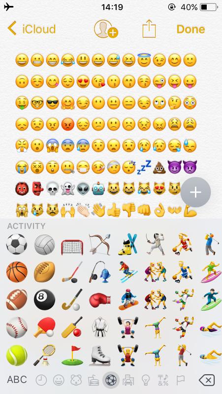 emoji iphone uptodown