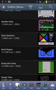 ColEm - Free Coleco Emulator screenshot 22