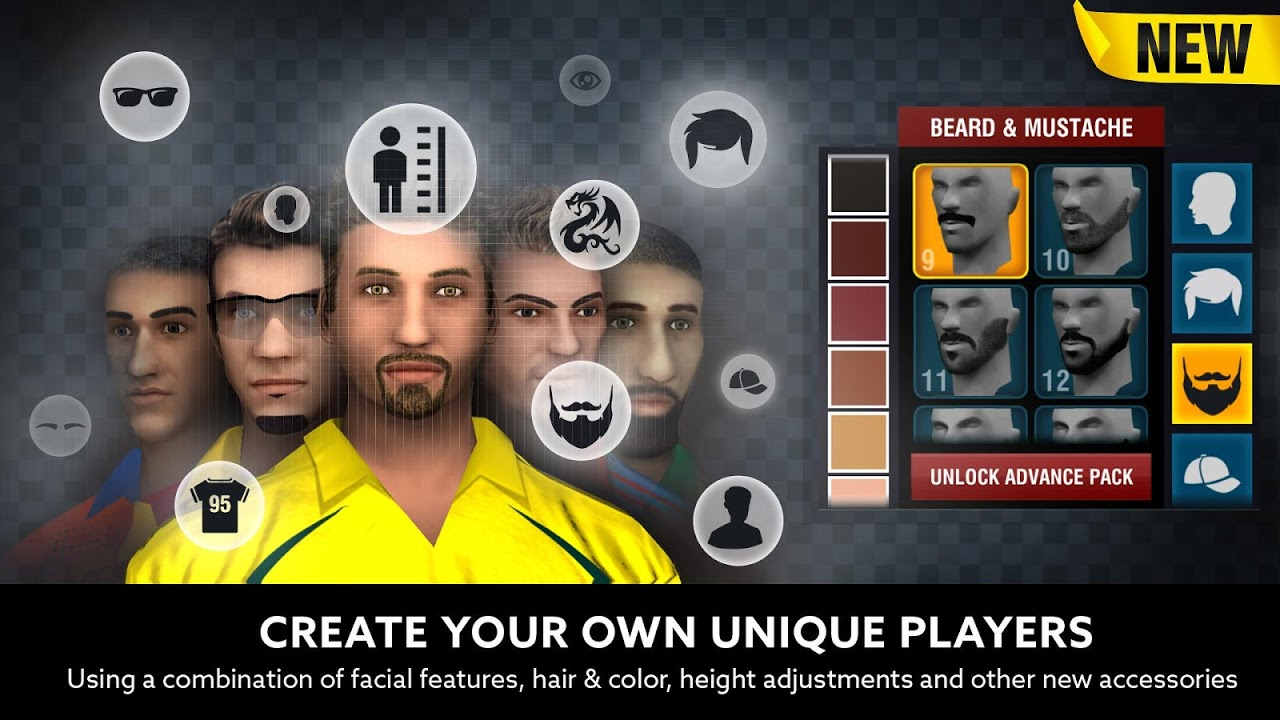World Cricket Championship 2 - WCC2 screenshot 1