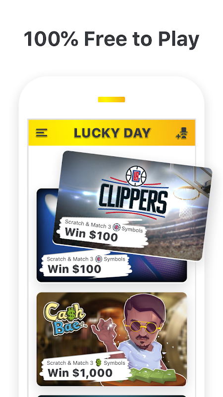 Lucky Day - Win Real Money screenshot 1