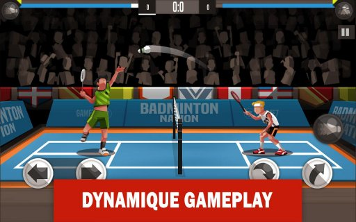 Badminton League screenshot 9