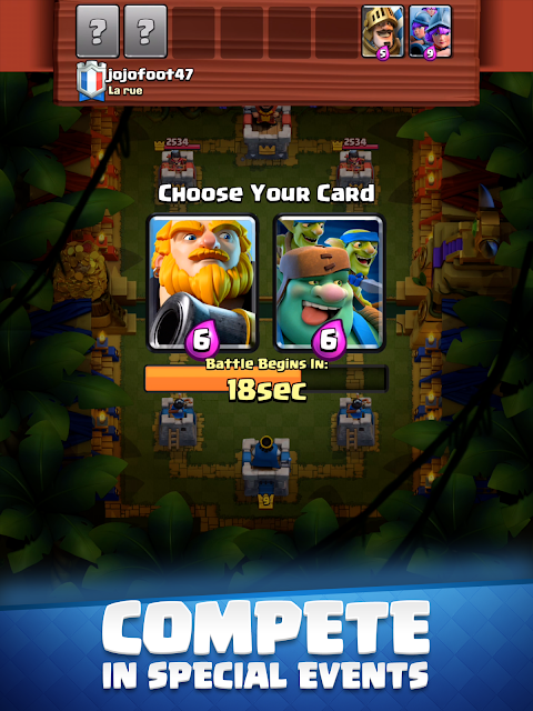 Clash Royale screenshot 1
