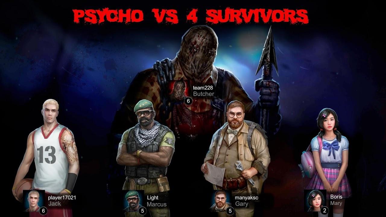Horrorfield - Multiplayer Survival Horror Game screenshot 2