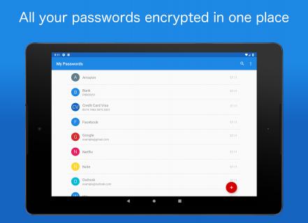 My Passwords - Password Manager screenshot 7