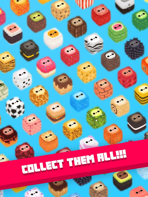 Fluffy Fall: Fly Fast to Dodge the Danger! screenshot 12