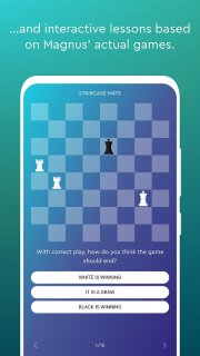 Magnus Trainer - Learn & Train Chess screenshot 2