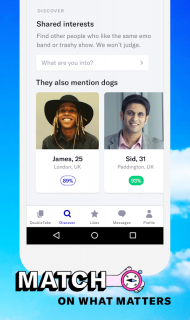 OkCupid - The #1 Online Dating App for Great Dates 31 2 1 Download