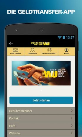 Western Union money transfer 1 1 Download APK for Android - Aptoide