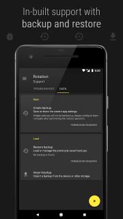 Rotation - Orientation Manager screenshot 14