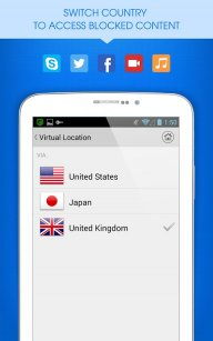 Hotspot Shield VPN screenshot 2