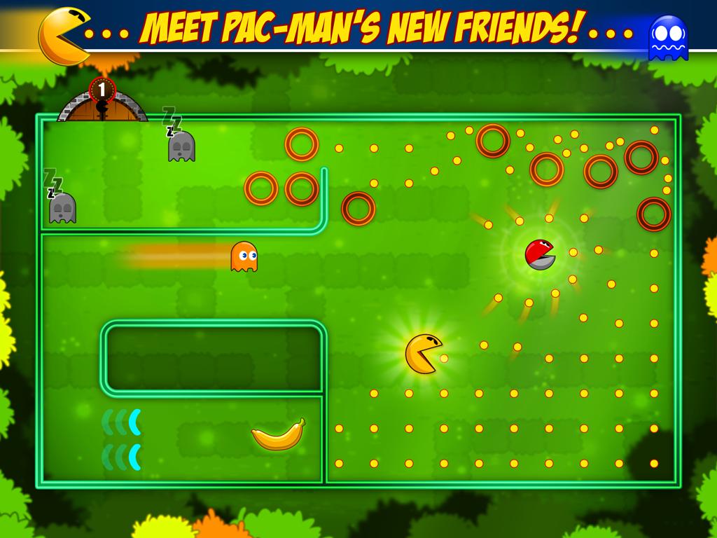 PAC-MAN Friends screenshot 2