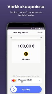 MobilePay screenshot 1