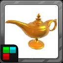 Genie Lamp Make My Wish (like aladdin)