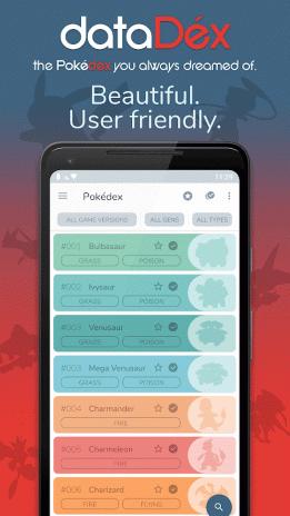 dataDex - Pokédex for Pokémon 3 4 9 Download APK for Android
