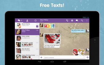 Viber Screenshot