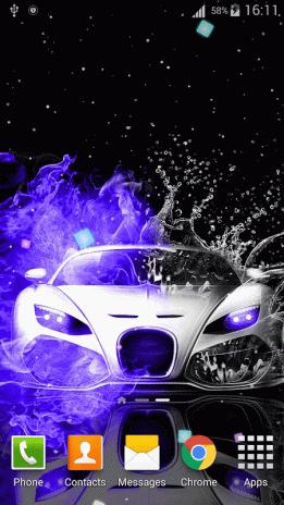 Mobil Neon Hidup Wallpaper Hd 28 Unduh Apk Untuk Android