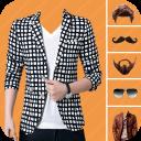 Smarty Men Jacket Photo Editor: Man Suit Changer