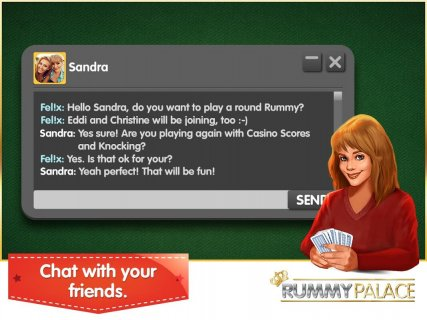 Rummy (Free, no Ads) screenshot 8