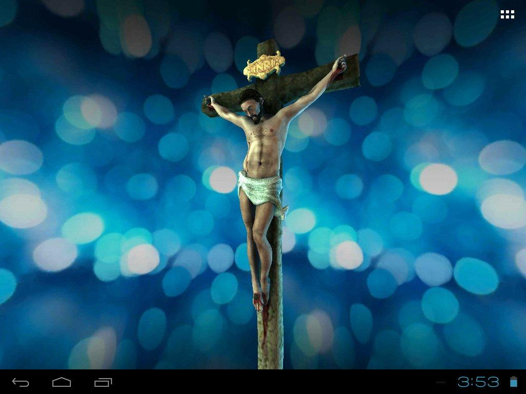 3D Jesus Christ Live Wallpaper 9.1 ...
