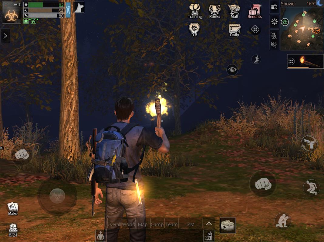LifeAfter: Night falls screenshot 2