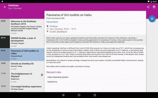 FOSDEM Companion 1 5 1 Download APK for Android - Aptoide