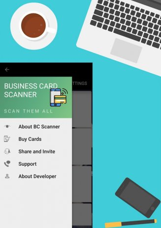 Business card scanner 103 download apk for android aptoide business card scanner screenshot 6 reheart Image collections