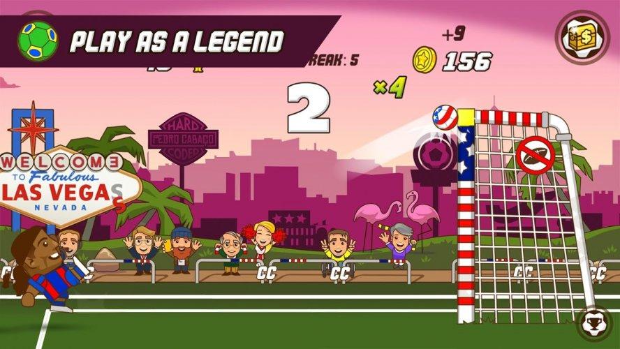 Super Crossbar Challenge screenshot 5