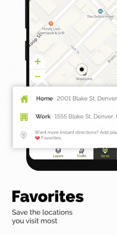 MapQuest: Directions, Maps & GPS Navigation 3.21.0 Laden Sie APK für on
