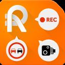 Roadly dashcam & autovelox