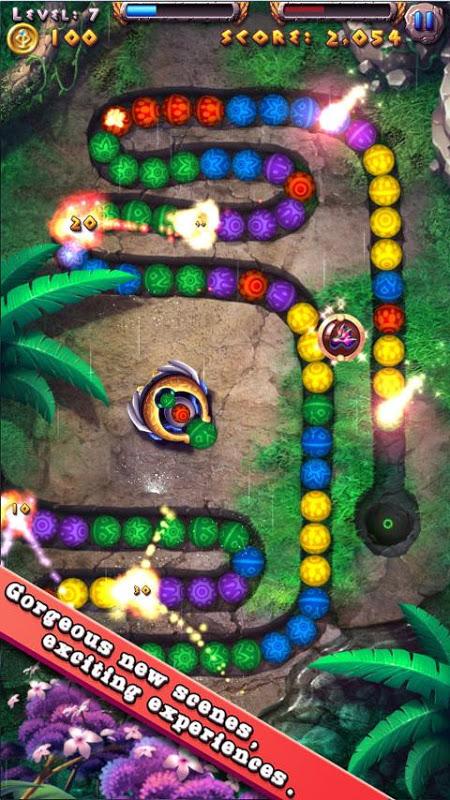 Marble Blast Mania screenshot 2