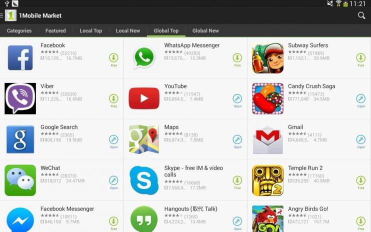 0a319fcde 1Mobile Market Lite 3.9.9.1 Descargar APK para Android - Aptoide