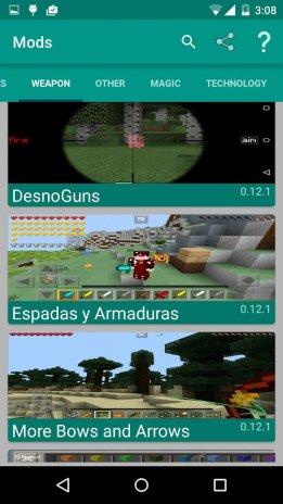 mods for minecraft screenshot 1 ...