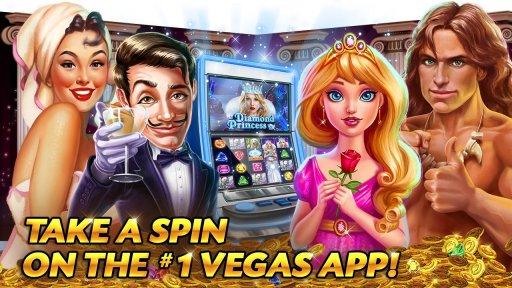 Slots Caesars Free Casino Game screenshot 2