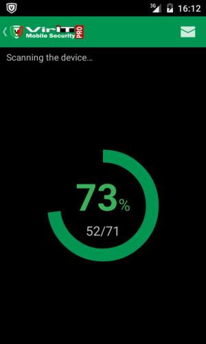 VirIT Mobile Security screenshot 3