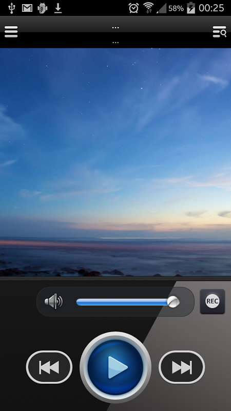 Live Stream Player screenshot 1