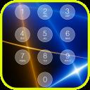 Retina Keypad Lockscreen