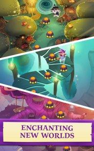 Bubble Witch 3 Saga screenshot 9