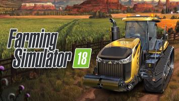 Farming Simulator 18 Screen