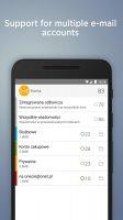 Onet Poczta - e-mail app Screen