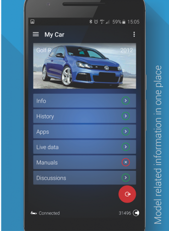 OBDeleven car diagnostics0 12 1 tải APK dành cho Android - Aptoide