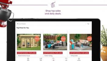 Wayfair – Furniture, Décor and More Screen