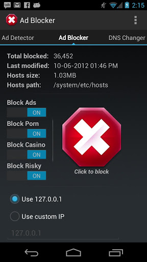 Ad Blocker  Download Apk For Android - Aptoide-9740