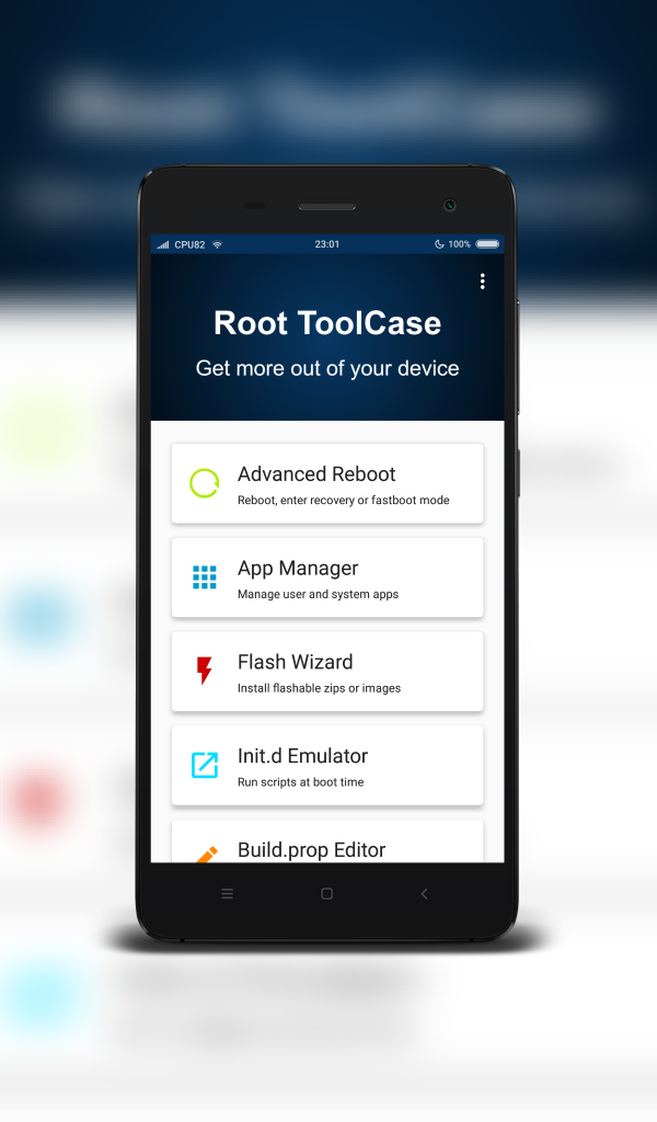 Root Tool Case screenshot 1